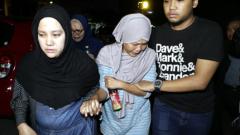 Откриха останки на разбилия се индонезийски самолет