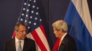 Кери и Лавров обсъдиха съвместни  операции в Сирия