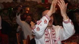 Антонио Таяни е патрон на Голямото хоро в Брюксел