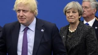 Обявиха Борис Джонсън за фаворит за партийния пост на Тереза Мей