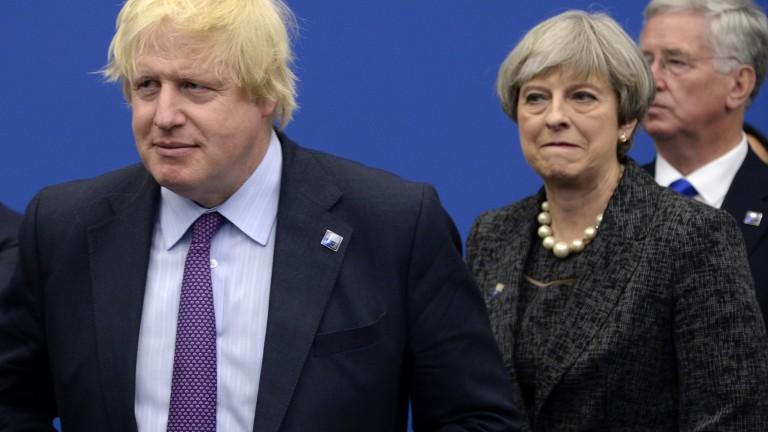 Британският депутат, привърженик на твърд Брекзит и председател на консервативната