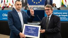 Олег Сенцов предупреди Европа: Пазете се от Русия
