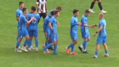 Левски U17 разгроми Локомотив (Пловдив) U17
