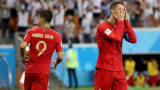 Иран и Португалия не се победиха - 1:1