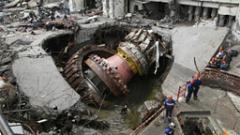 71 станаха жертвите на аварията в руската ВЕЦ