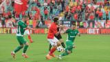Станислав Манолев: Не успяхме да зарадваме най-добрата публика в България с победа