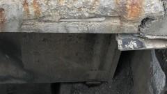 """Опасен мост се руши над натоварен път в софийския район """"Кремиковци"""""""