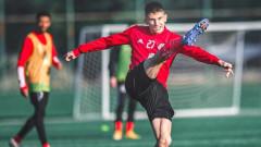 Талантът на ЦСКА Мартин Смоленски: Вальо Антов е моето вдъхновение!