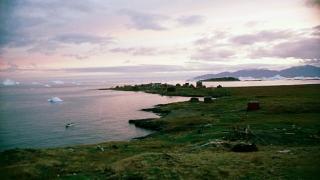 Топящият се лед в Гренландия заплашва да разкрие отпадъци от Студената война