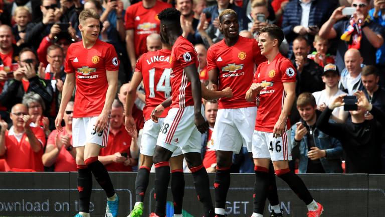 Английският Манчестър Юнайтед е клубът с най-големи приходив Европа за