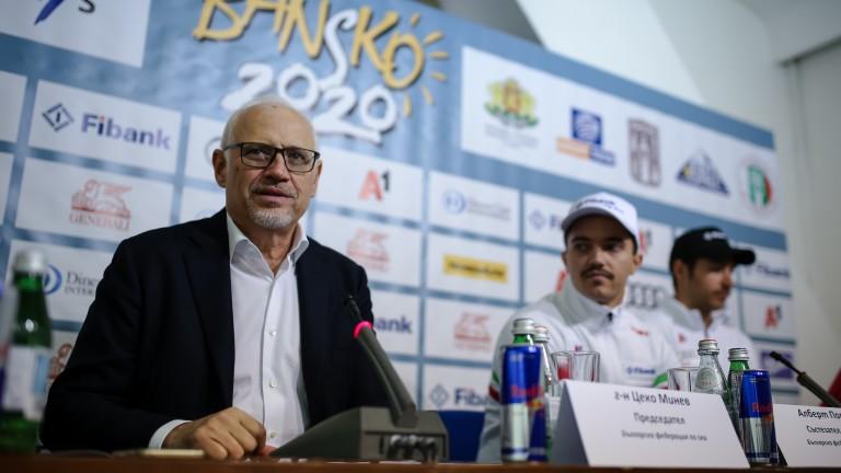 Цеко Минев: Целият елит в женските ски ще пристигне в Банско