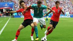 Южна Корея - Германия 2:0, голове в добавеното време!