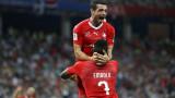 Блерим Джемайли е Играч на мача Швейцария - Коста Рика