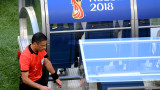 Определиха арбитрите за първите осминафинали на Мондиал 2018