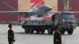 Китай представи първия боен дрон в света с три двигателя