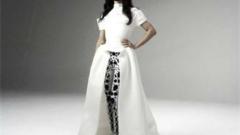 Кончита Вурст с рокля от българи