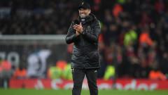 Юрген Клоп: 5:1 срещу Арсенал... Такива неща не се случват всеки ден