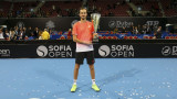 Даниил Медведев: В София е страхотно, надявам се да се върна