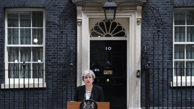 Британският премиер Тереза Мей ще се срещне с германския канцлер