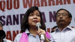 Опозицията във Филипините видя смъртта на демокрацията в страната