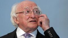 Ирландия отмени богохулството и преизбра президента