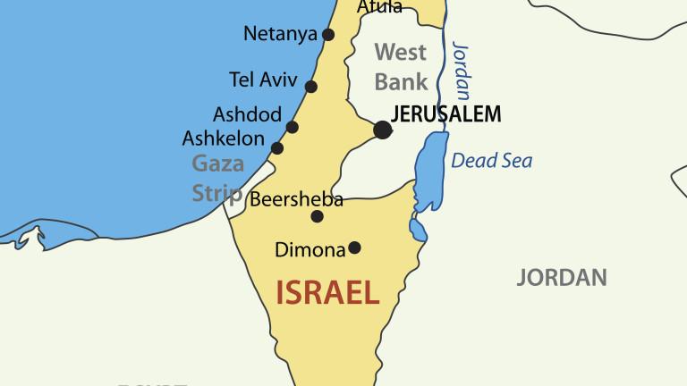 Белият дом е завършил израелско-палестинския мирен план