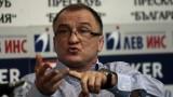 Симеон Щерев е приет за лечение в болница заради коронавирус