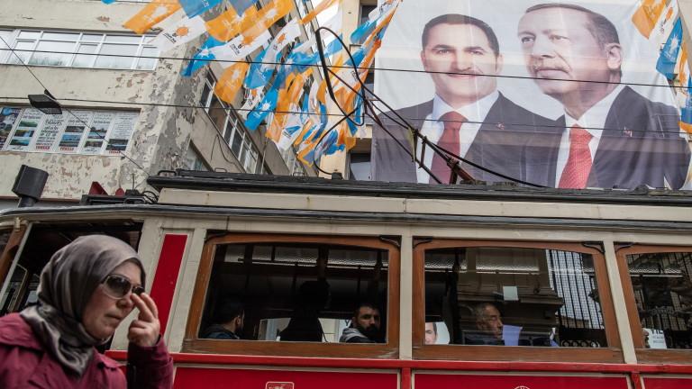 Турция обвини САЩ в намеса в местните избори