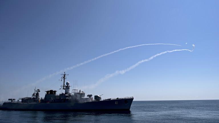 Многонационални военни учения Sea Breeze - 2021, които ще се