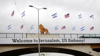 Палестина къса отношения с всяка страна, която премести посолството си в Йерусалим