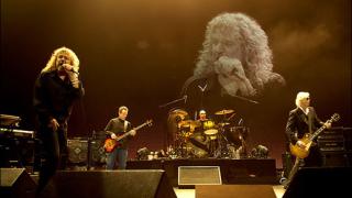 Led Zeppelin се завърнаха на сцената