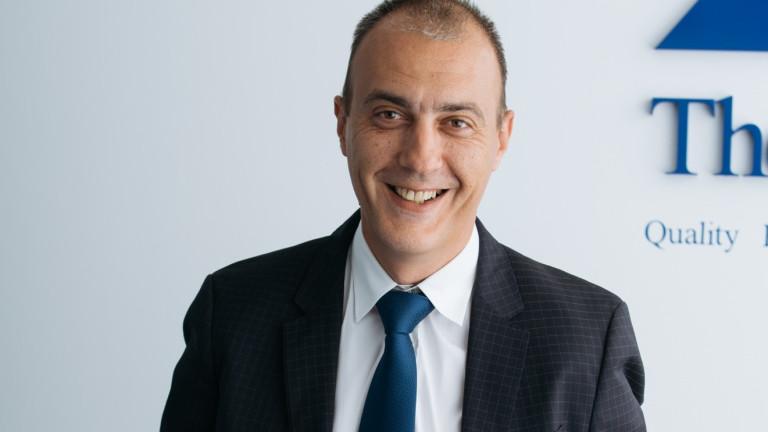 Снимка: Нов директор на Mars за българския пазар