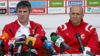ЦСКА поиска халф на Берое