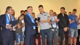 Наградиха с почетен златен знак футболистите на Арда (Кърджали)