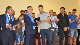 Босът на Арда: В България само Лудогорец е на нивото на Аталанта