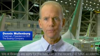 Boeing се извини и призна за зле функциониращ сензор в катастрофиралите самолети