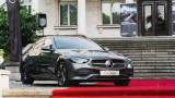 Новият Mercedes-Benz C-Class вече е в България. Колко ще струва?