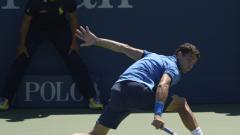 Най-атрактивният удар в тениса за 2014 г. е на Григор Димитров