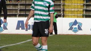Миро Манолов в групата за мача с Щутгарт