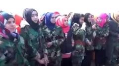 Сирийската армия хвърля и жени срещу джихадистите