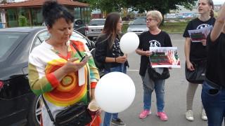 Протести срещу стратегията за детето в София, Бургас и Сливен