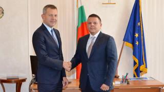 Ускорено изпълнение на транспортните проекти обеща новият ресорен министър
