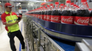 Кока-Кола отчита приходи от 524 милиона лева на българския пазар за 2018 година