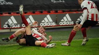 Геройски обрат за Шефийлд Юнайтед в битката на дъното