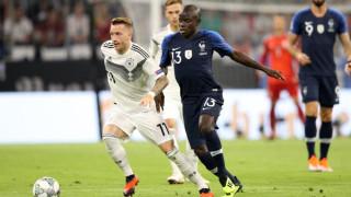 Германия - Франция 0:0