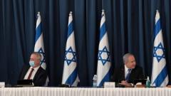 Повечето израелци не вярват на Нетаняху и Ганц
