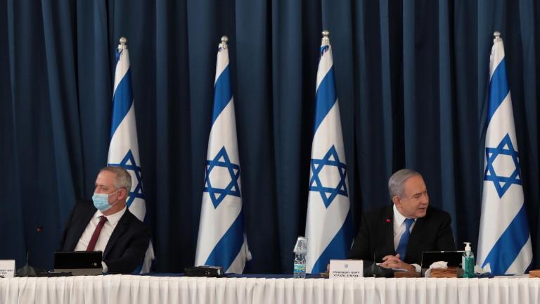Правителството на Израел наложи отново редица ограничения, за да се