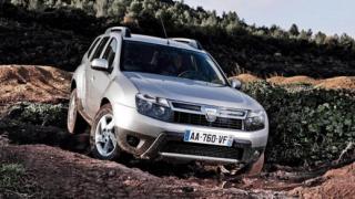 """""""Дачия"""" произведе над 220 хил. коли от началото на годината"""