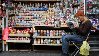 Инфлацията в Русия пада до рекордно ниско ниво за новата история на страната