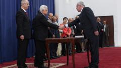 Новото палестинско правителство положи клетва